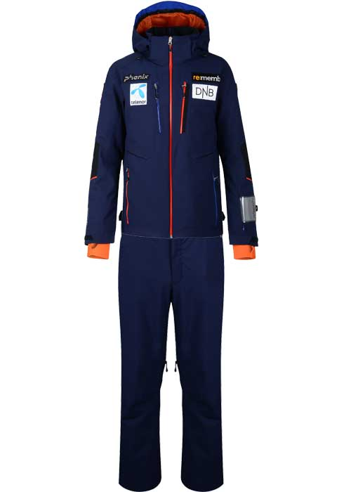 PHENIX Norway Team Jacket DN + Norway Team DN Pants